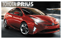 Toyota Prius Rentals in South Burlington, VT