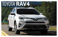 Toyota RAV4 Rentals in South Burlington, VT