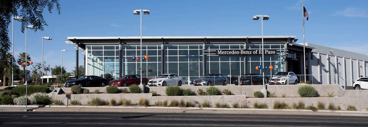 Why Buy from Mercedes-Benz El Paso