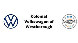 Colonial Volkswagen of Westborough logo