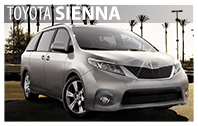 Toyota Sienna Rentals in South Burlington, VT
