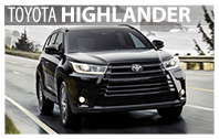 Toyota Highlander Rentals in South Burlington, VT