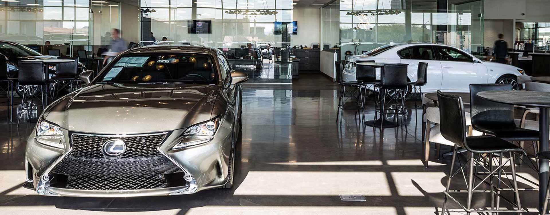 Lexus Dealership Phoenix >> About Earnhardt Lexus In Phoenix Az