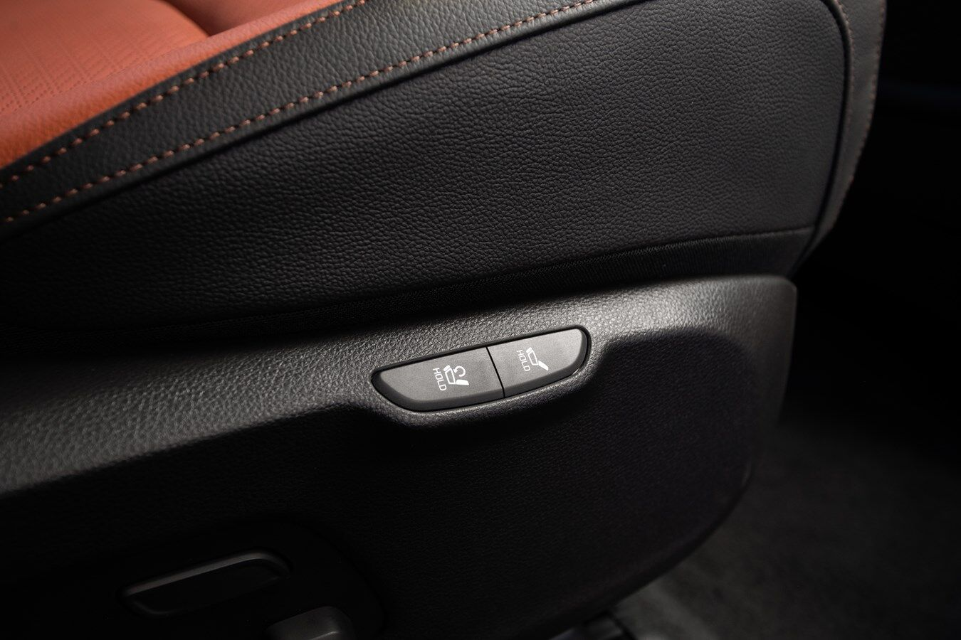 Seat buttons 2