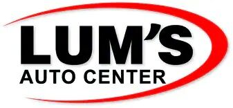 Lum's Auto Center logo