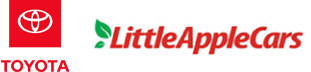Little Apple Toyota logo