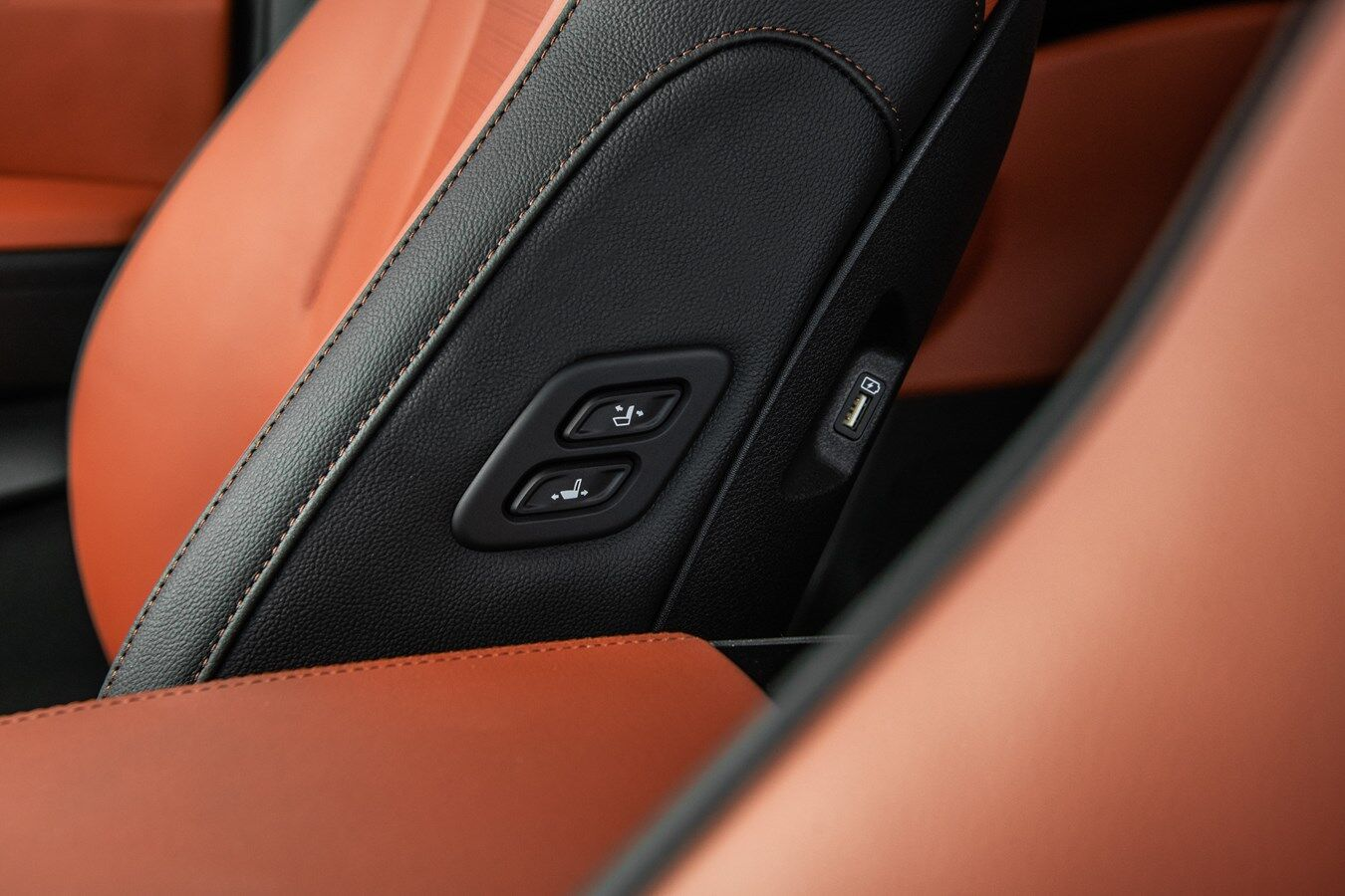 Seat buttons