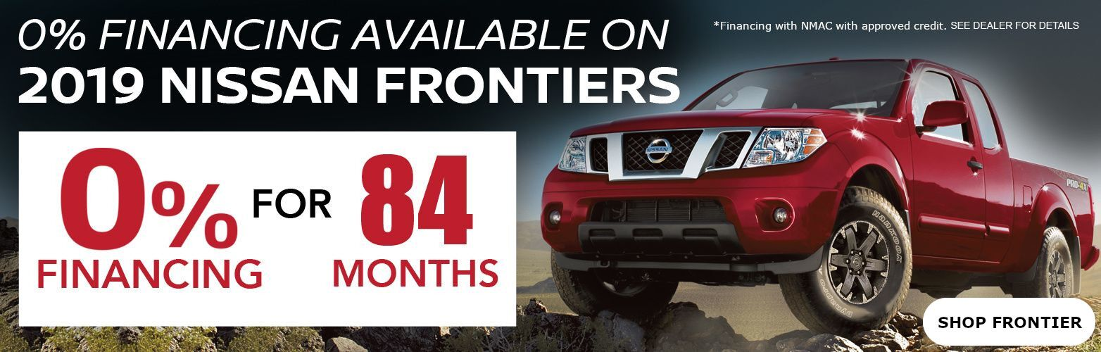 Frontier For 84 Months