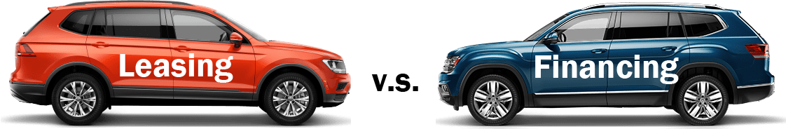 Leasing Vs Financing at Napleton Volkswagen of Springfield