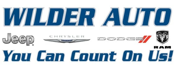 Wilder Chrysler Dodge Jeep Ram logo