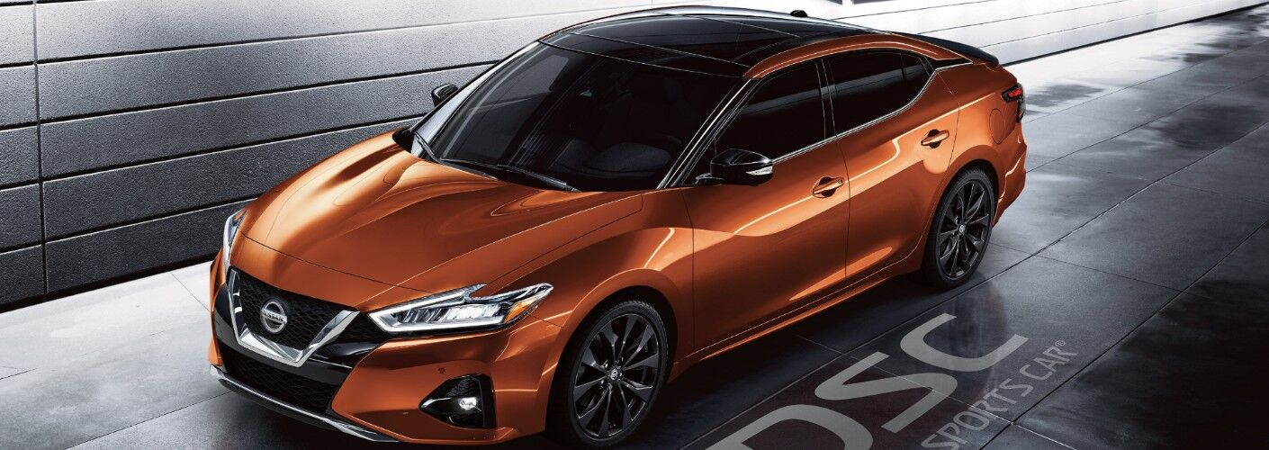 Reserve The 2020 Nissan Maxima In Waukesha Wi