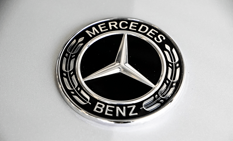 Scheduled Mercedes-Benz Maintenance