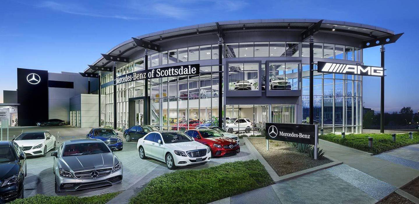 Mercedes Benz Dealership >> About Mercedes Benz Of Scottsdale In Scottsdale Az