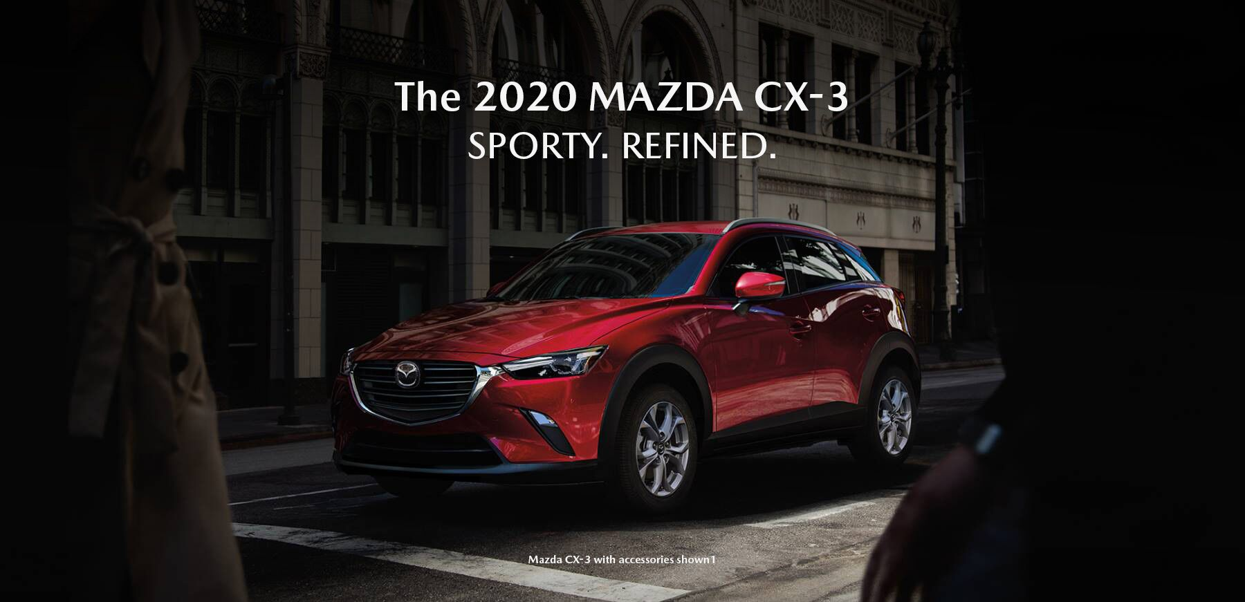 The new Mazda CX-3