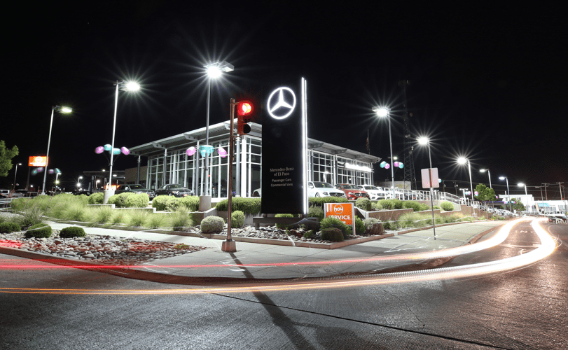 Mercedes-Benz Luxury Car Dealership El Paso,TX