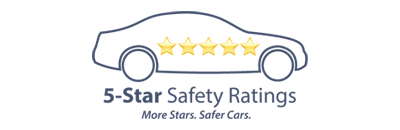 5-Star Safety Rating, More Stars, Safer Cars