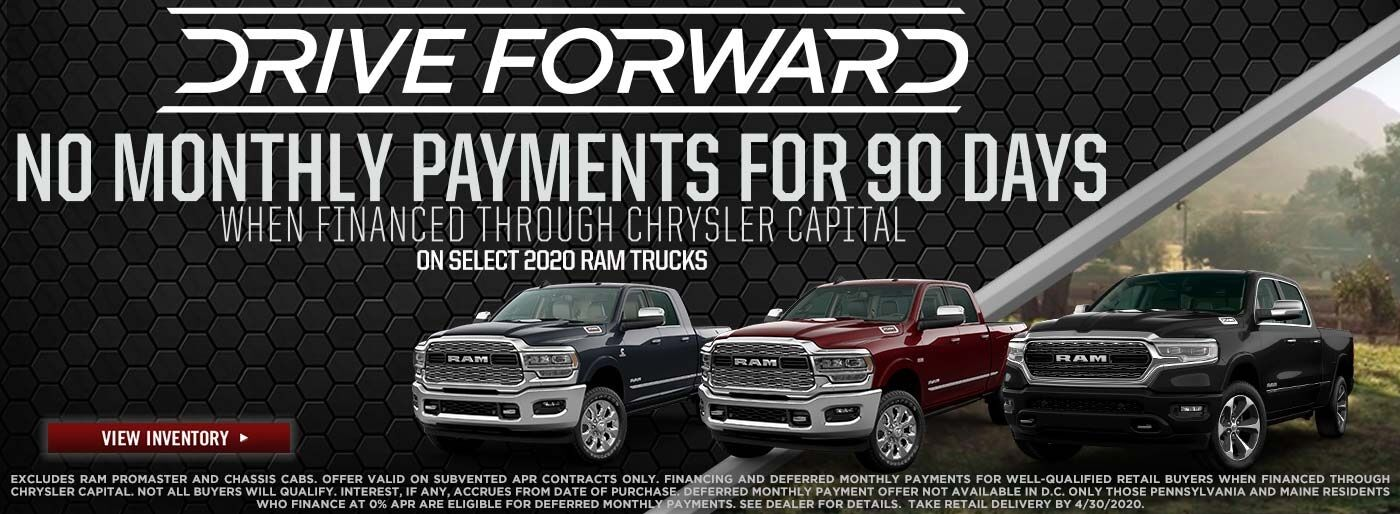 Drive Forward - NMP for 90 - Ram