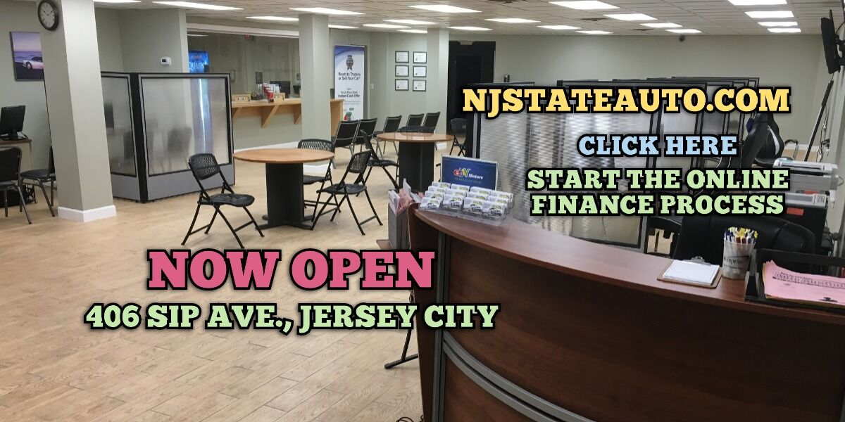 Now Open - Jersey City