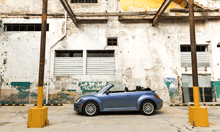 2019 Beetle Convertible Final Edition exterior