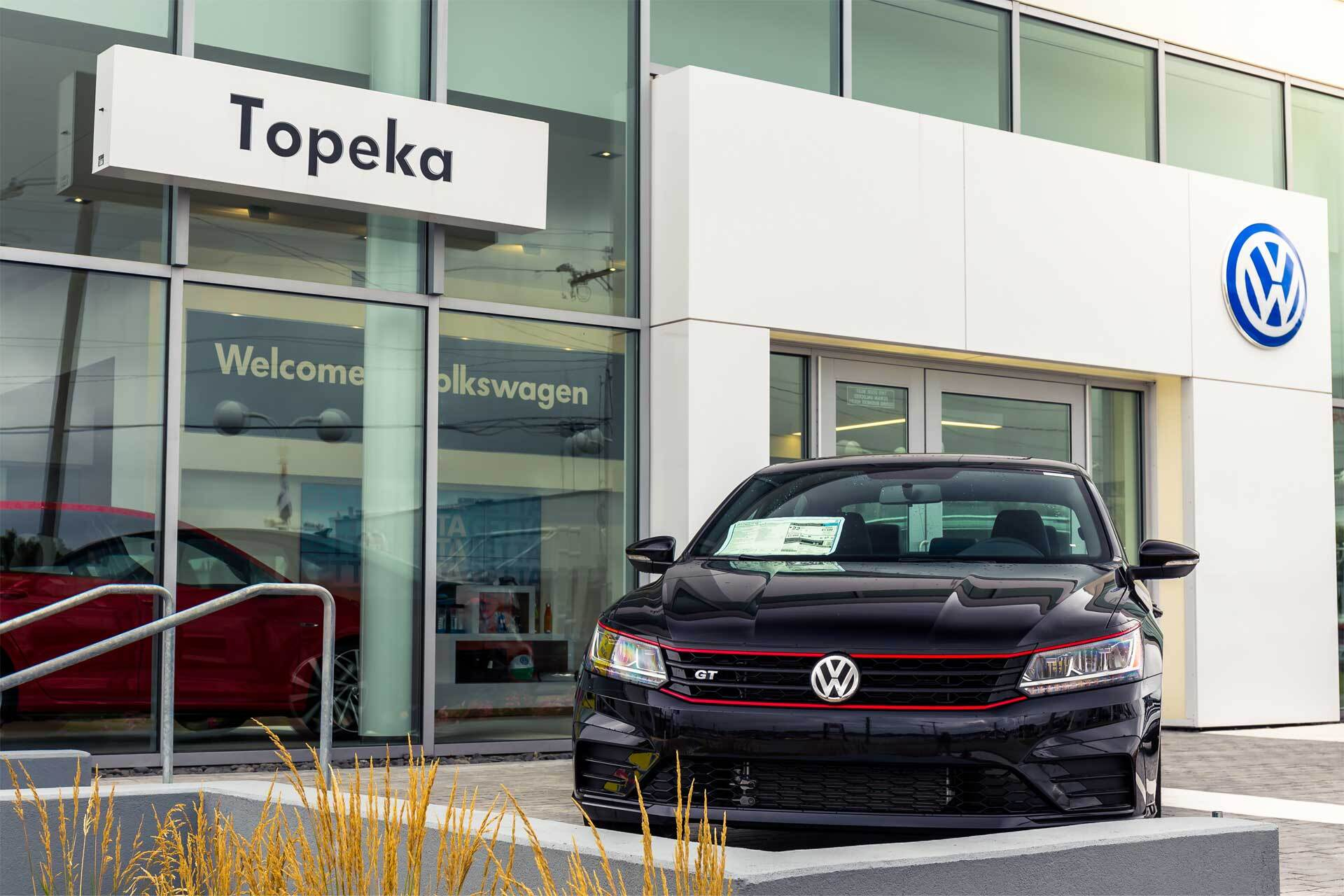 About Volkswagen Of Topeka In Topeka Ks