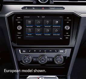 Volkswagen Arteon Car-Net App-Connect