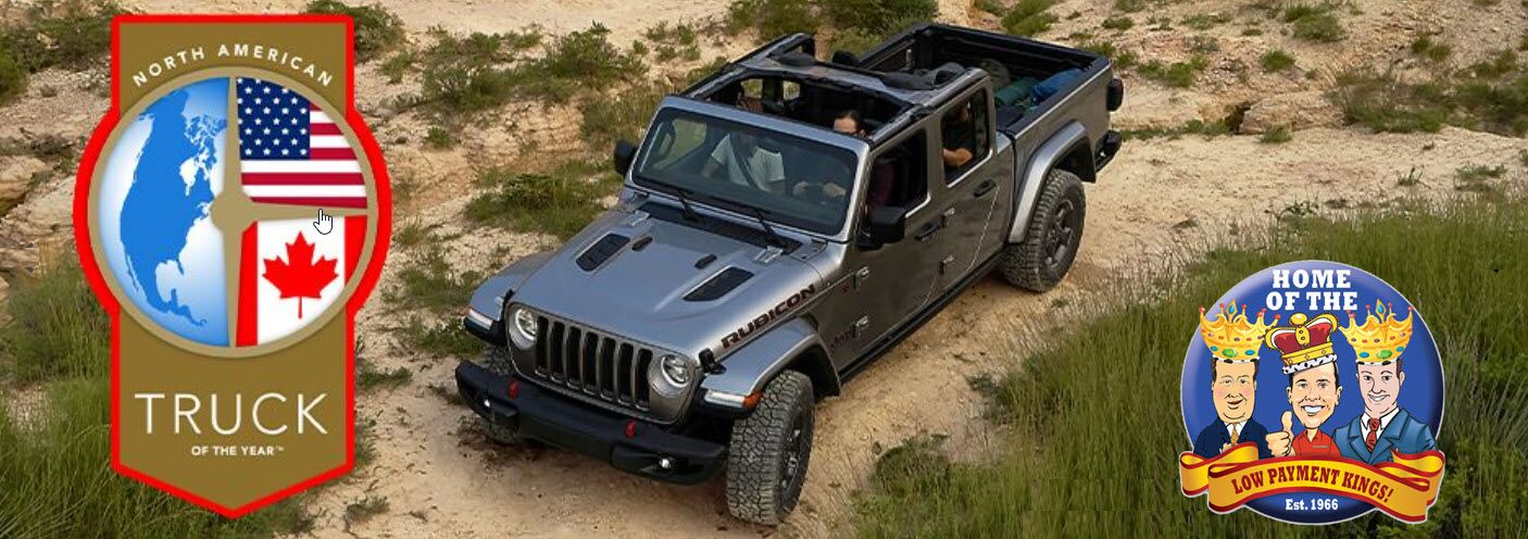 2020 Jeep Gladiator Truck of the Year