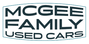 McGee Family Used Cars Logo