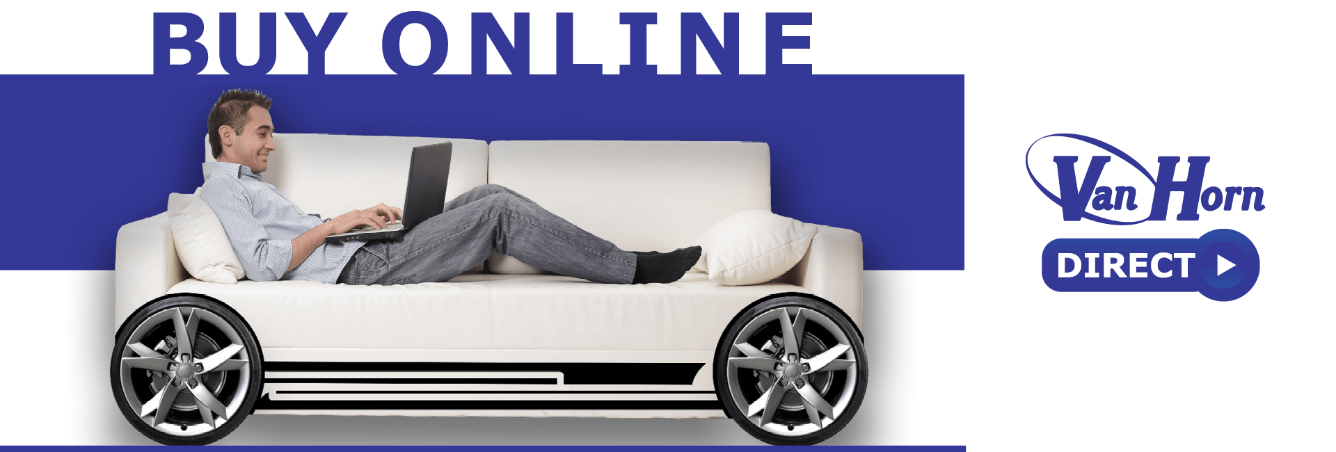 Buy Online with Van Horn Direct