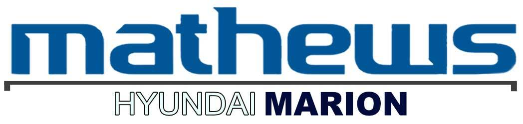 Mathews Hyundai logo