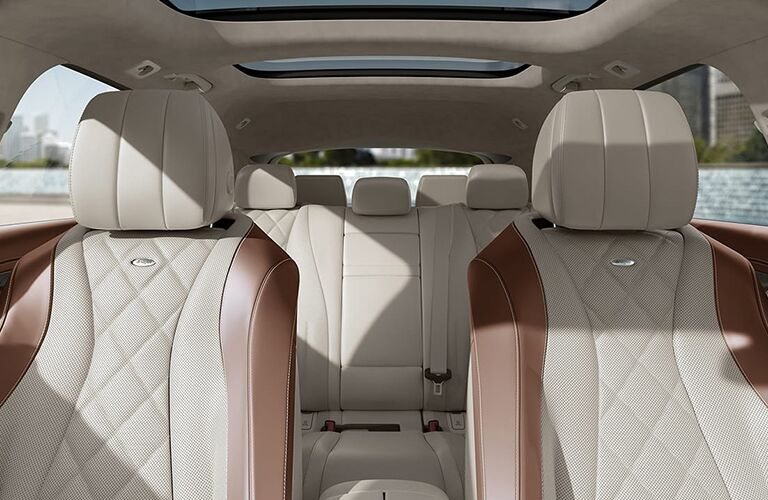 2019 Mercedes-Benz E-450 wagon interior seats