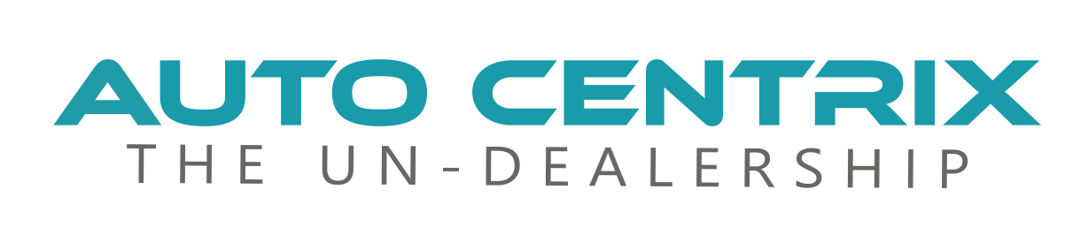 Auto Centrix The UN-Dealership logo
