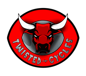 Twisted Cycles logo