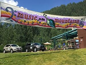 Music in the Mountains Durango Motors