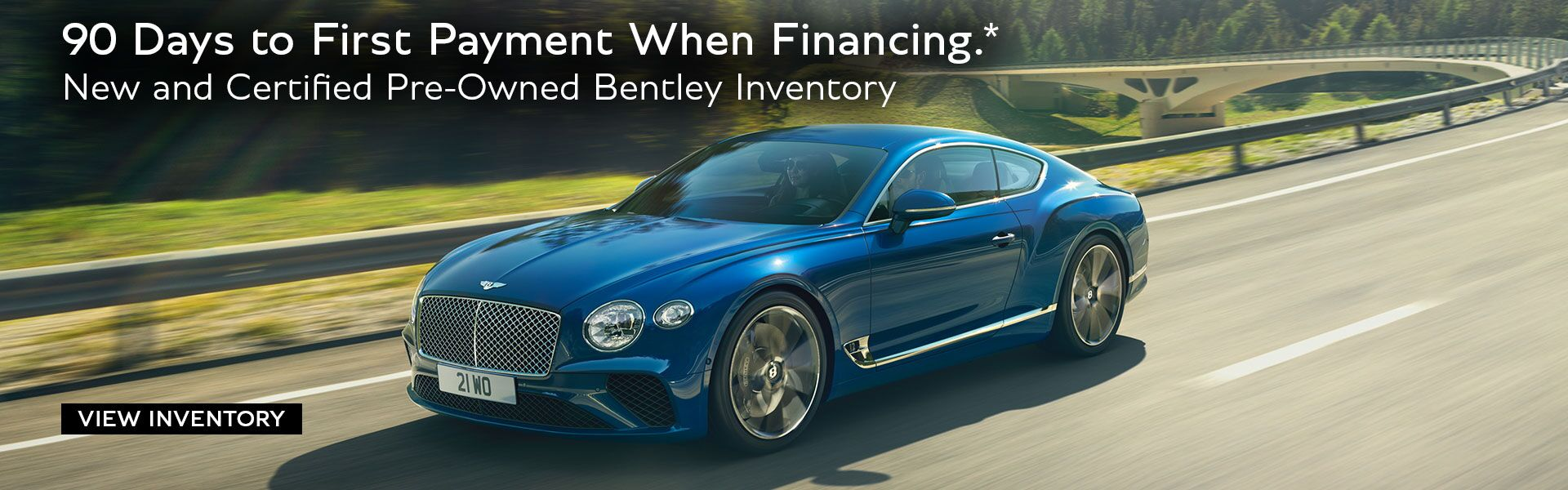Bentley 90 Day