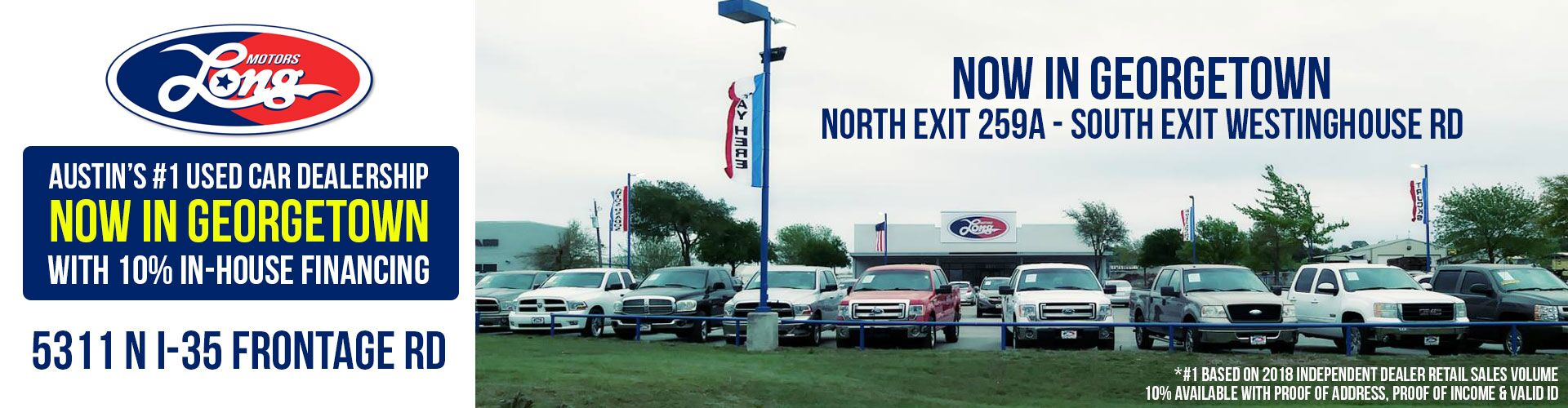 Used Vehicle Dealership Austin Tx Long Motors