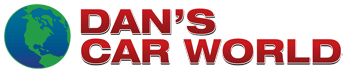 Dan's Car World logo