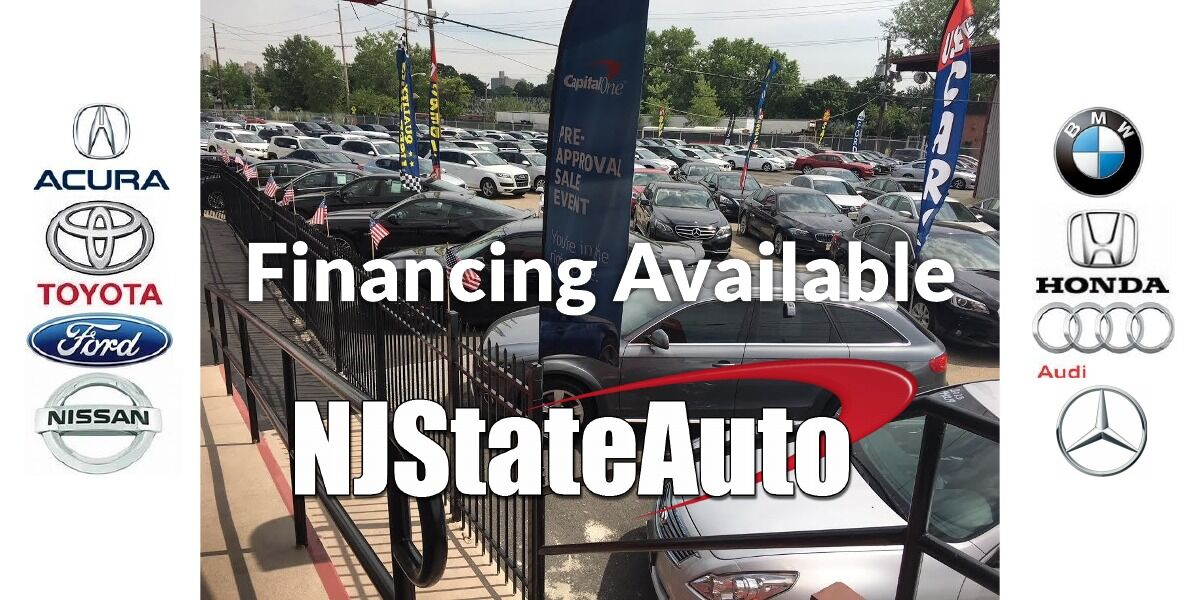 Cars For Sale - Dealership Lot