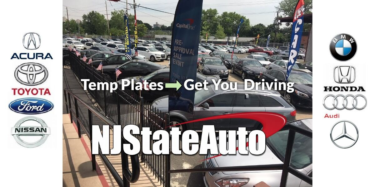 Temp Plates - Get You Driving