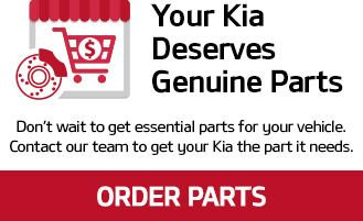 Don't wait to get essential parts for your vehicle. Contact our team to get your Kia the part it needs.