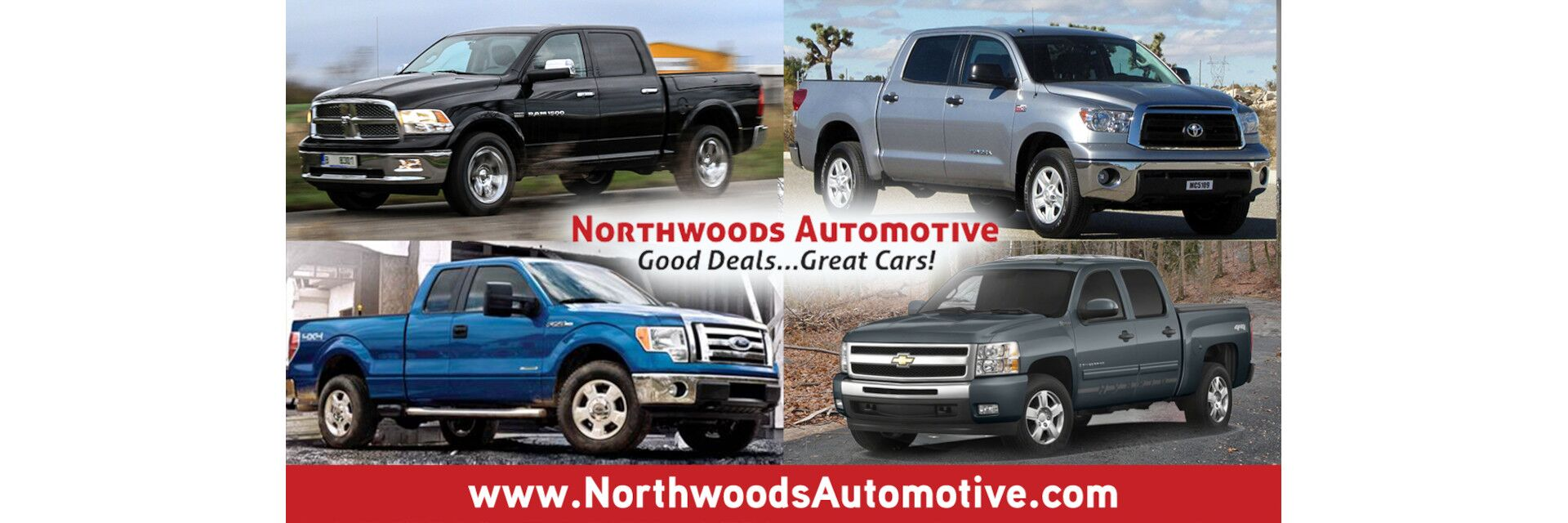 Good Deals Great Cars
