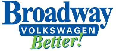 Broadway Volkswagen on Ashland Avenue logo
