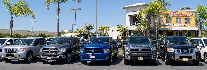 Used Trucks San Diego >> Used Pickup Truck Dealership San Diego Ca