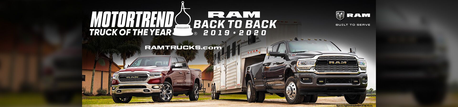 RAM Truck of the year