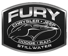 Fury Jeep Stillwater logo