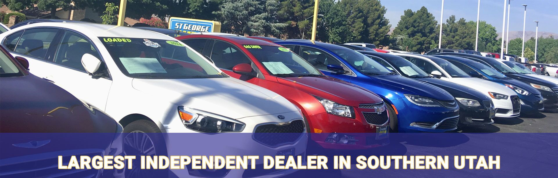 used cars, trucks, and SUVs inventory