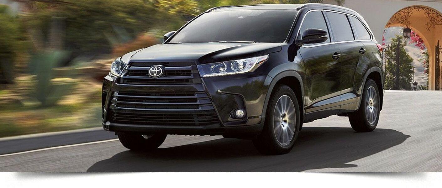 Or Lease A 2018 Toyota Highlander Near Hartford Ct