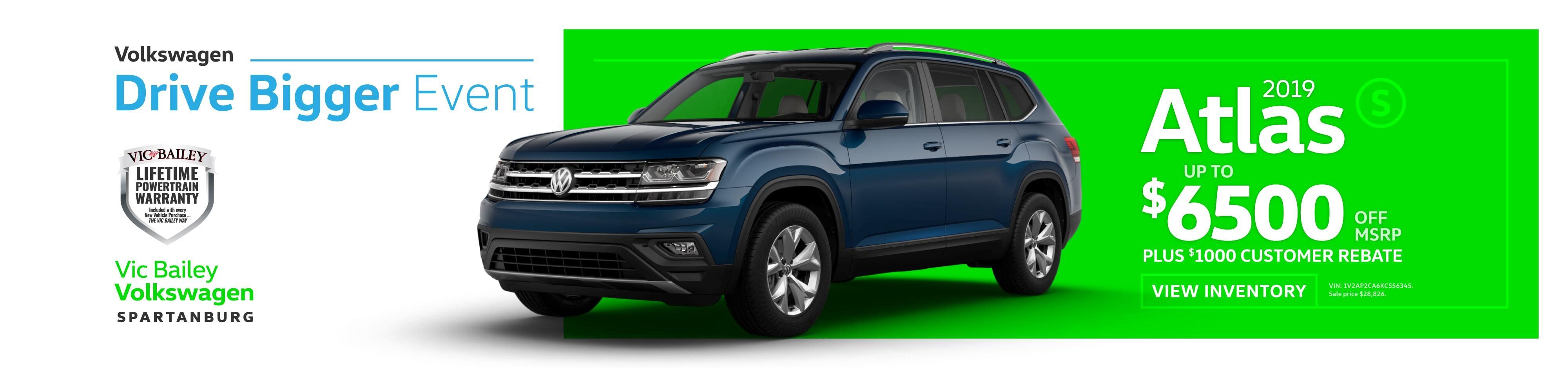 Steve White Vw >> Volkswagen Dealership Spartanburg Sc Pre Owned Cars Vic Bailey