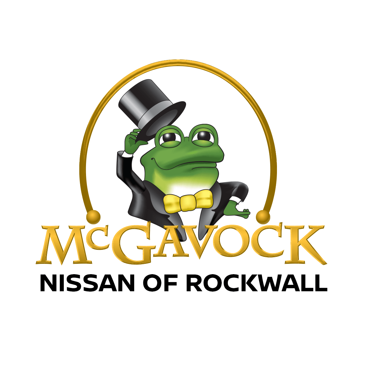McGavock Nissan of Rockwall logo