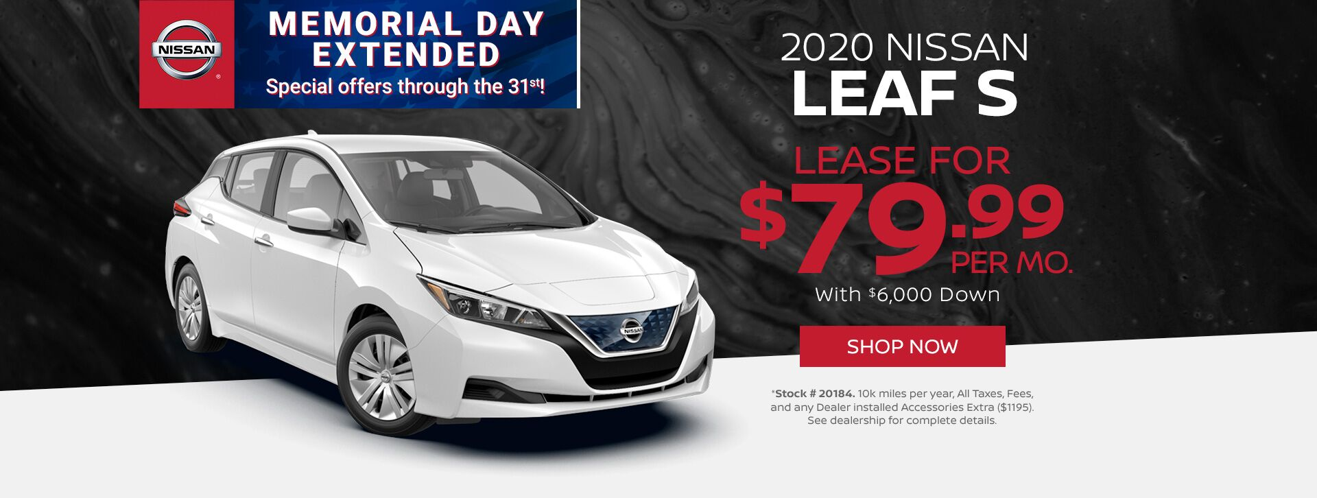 May - 2020 Leaf S