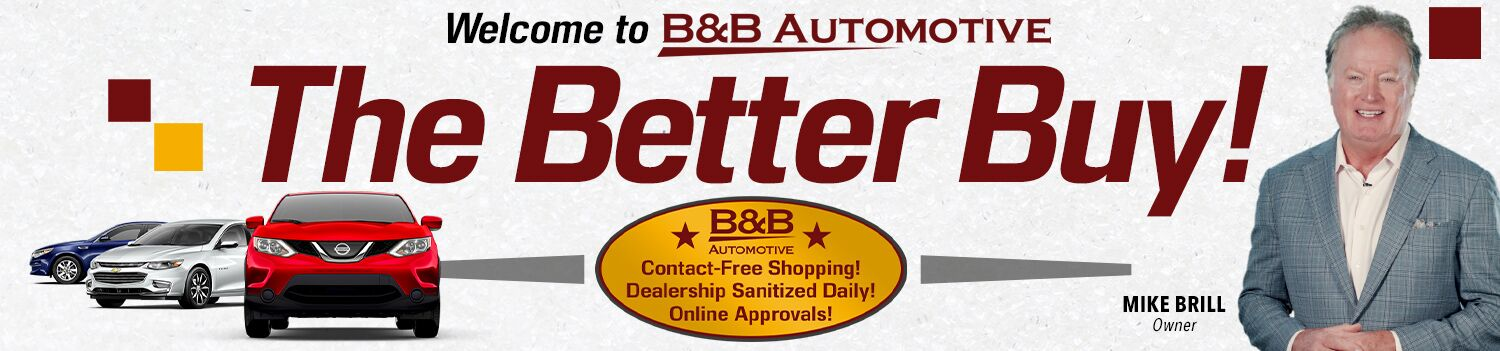 Welcome to B&B Automotive